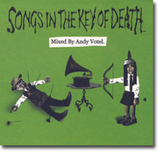 Songs in the Key of Death CD cover