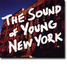 The Sound of Young New York CD cover