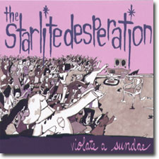 Starlite Desperation CD5 cover