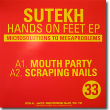 Sutekh 12inch cover