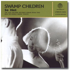 Swamp Children CD cover