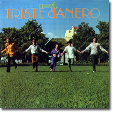 Triste Janero CD cover