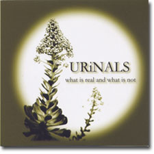 Urinals CD cover