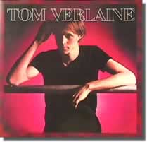 Tom Verlaine record sleeve