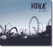 Vitalic CD5 cover