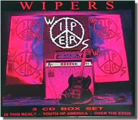 The Wipers box set