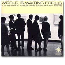 World is Waiting for Us CD cover