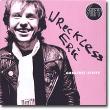 Wreckless Eric CD cover