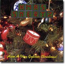 Xmas Snertz CD cover